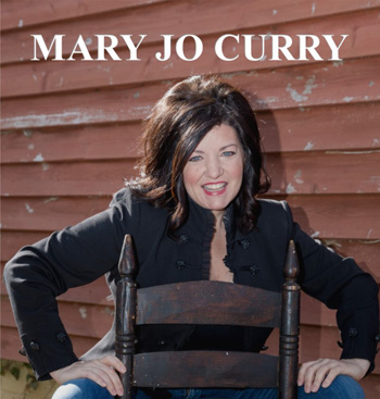 Mary Jo Curry CD cover